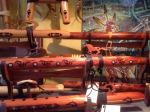 Signature flutes from high spirit